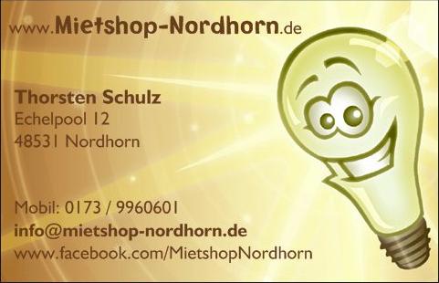 Mietshop Nordhorn